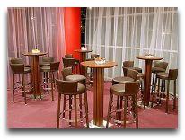 отель Novotel Centrum Warszawa: Лобби бар