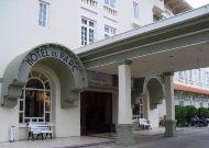 отель Dalat Hotel Du Parc: Подъезд