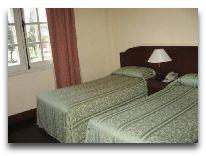 отель Dalat Hotel Du Parc: Standard room