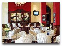 отель Dalat Hotel Du Parc: Бар