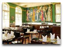 отель Dalat Hotel Du Parc: Ресторан