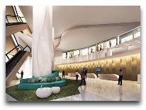 отель Novotel Danang Premier Han River: Лобби