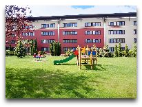 отель Novotel Gdansk Centrum: Детская площадка