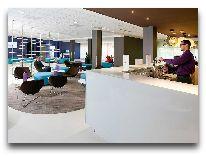 отель Novotel Gdansk Centrum: Лобби бар