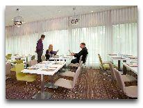 отель Novotel Gdansk Centrum: Ресторан