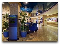 отель Novotel Gdansk Marina: Лобби отеля