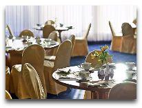 отель Novotel Gdansk Marina: Ресторан отеля