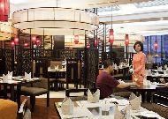отель Novotel Ha Long Bay Hotel: Ресторан