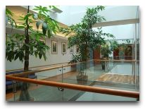 отель Novotel Krakow Centrum: Интерьер отеля