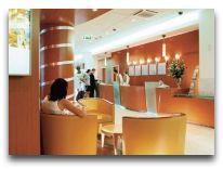 отель Novotel Krakow Centrum: Лобби