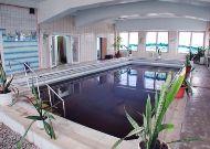 санаторий Нуфэрул Алб: Закрытый бассейн