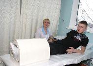 санаторий Нуфэрул Алб: Лечебный кабинет