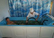 санаторий Нуфэрул Алб: Ванное отделение