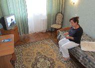 санаторий Нуфэрул Алб: Одноместный номер с телевизором