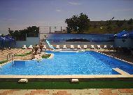 санаторий Нуфэрул Алб: Открытый бассейн