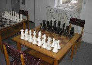 санаторий Нуфэрул Алб: Комната отдыха