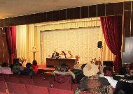 санаторий Нуфэрул Алб: Концертный зал