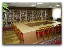 санаторий Нуфэрул Алб: Библиотека