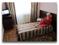 санаторий Нуфэрул Алб: Двухместный номер с телевизором