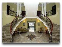 отель O Galogre: Ресепшен