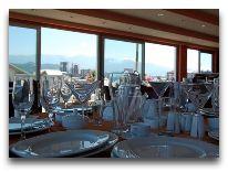 отель O Galogre: Ресторан