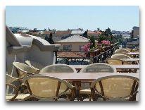 отель O Galogre: Терраса
