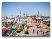 отель O Galogre: Вид на город