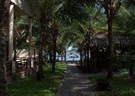 отель Ocean Star: Дорога к пляжу