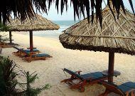 отель Ocean Star: Пляж