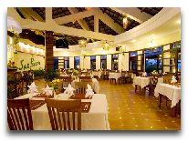 отель Ocean Star: Ресторан