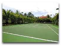 отель Ocean Star: Теннисные корты