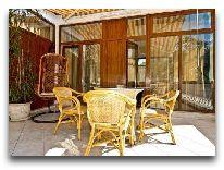 отель Одесский Дворик: Летняя терраса