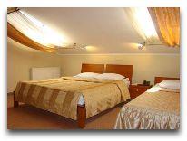 отель Одесский Дворик: Двухместный мансардный номер