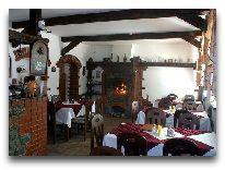 отель Старый доктор: Ресторан