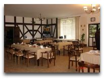 отель Охотный двор: Ресторан