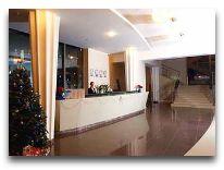 отель ОК Одесса: Reception