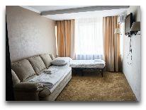 отель ОК Одесса: Номер Люкс
