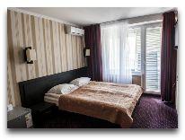 отель ОК Одесса: Номер полулюкс