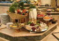 отель Ramada Plaza Astana: Буфет Марко-Поло