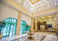 отель Ramada Plaza Astana: Холл отеля