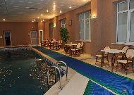 санаторий Ок-Жетпес: бассейн