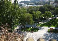отель Old Baku Hotel: Вид из окна