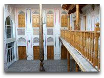 отель Old city: Внутренний дворик