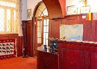 отель Old City Inn: Ресепшн