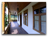 отель Old Dilijan Tufenkian: Балкон