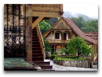отель Old Dilijan Tufenkian: Территория отеля