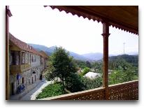 отель Old Dilijan Tufenkian: Вид с балкона