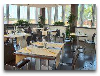 отель Old Mill: Ресторан отеля