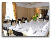 отель Old Mill Conference: Ресторан