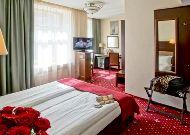отель Wellton Old Riga Palace: Номер standard